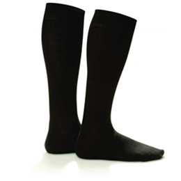 Compression Therapy :: Dr. Comfort :: Micro-Nylon Dress Socks for Men (15-20)