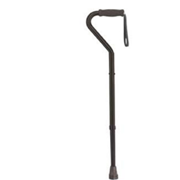 Canes / Crutches - Drive - BARIATRIC OFFSET HANDLE CANE