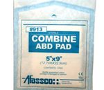 "Trauma Pad, 5""x9"" - Non-stick, non-adherent pad covers wounds and allows for comfort"