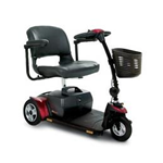 Active/Rehab :: Pride Mobility :: Go-Go Elite Traveller Plus 3-Wheel