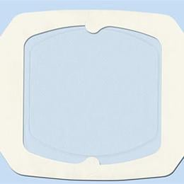Image of Absorbent Clear Acrylic Dressing 1