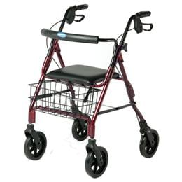 Image of Four-Wheel Rollator 1