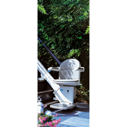 Sterling 1000 Outdoor Straigh Stair Lift