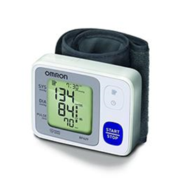 "Image of OMRON 3SERIES ""WRIST"" BLOOD PRESSURE MONITOR 3"