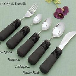 Image of North Coast Medical Good Grips Utensils