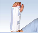 FLA Pediatric Microban Wrist Splint - 