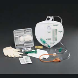 Urological :: Bard :: Bard Foley Tray and Drainage Bag