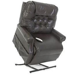 Pride Mobility Products :: Heritage Collection, 2-Position, Full Recline, Chaise Lounger Lift Chair, LC-358XXL