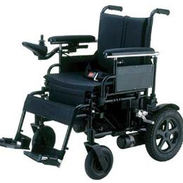 Drive Medical :: Cirrus Plus  Power Wheelchair Folding Lightweight  20