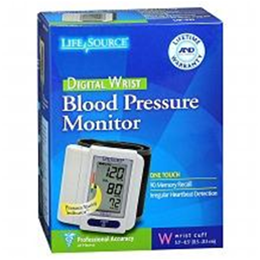Image of Blood Pressure Wrist Monitor 2