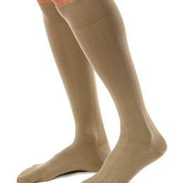BSN - Jobst :: Jobst for Men Casual Medical Legwear  15-20mmHg Small Khaki