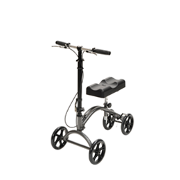 Drive :: DV8 Steerable Aluminum Knee Walker
