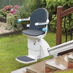 Stair Lifts :: Handicare :: Stairlift - 1000 Outdoor