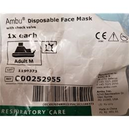 Image of Disposable Face Mask
