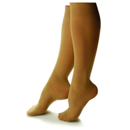 Dr. Comfort :: Sheer Comfort Hosiery for Women (10-15)