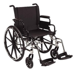 Invacare :: 9000 XDT Wheelchair: Bariatric Wheelchair