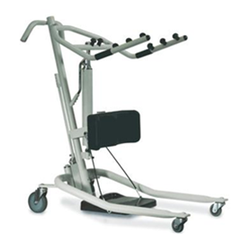Invacare :: Invacare® Get-U-Up™ Hydraulic Stand-Up Lift