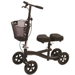 Roscoe Medical :: Knee Scooter Deluxe Weight Capacity 350#