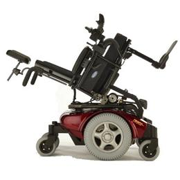 Wheelchair / Power :: Invacare :: TDX With Formula PTO(Power Tilt Only) Plus