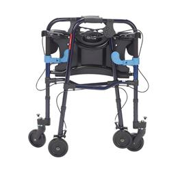 "Image of Clever Lite Rollator Junior Walker With 5"" Casters 7"