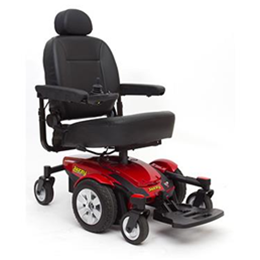 Pride Mobility Products :: Jazzy Select 6