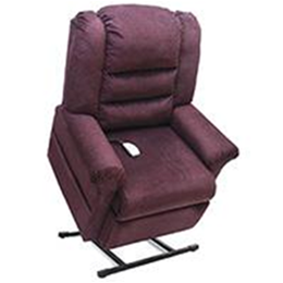 Pride Mobility Products :: Elegance Collection, 3 Position, Full Recline, Chaise Lounger Lift Chair, LC-465