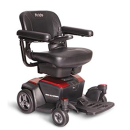 Pride Mobility Products :: Go-Chair®