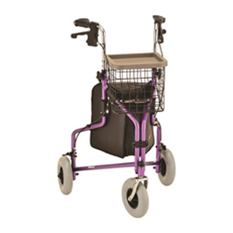 Nova Medical Products :: Traveler 3 Wheel Walker
