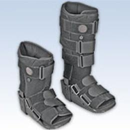FLA Orthopedics Inc. :: StepLite® Easy Air™ Pneumatic-Gel Ankle Walker Brace Series 43-440XXX - Low Height Series 43-450XXX