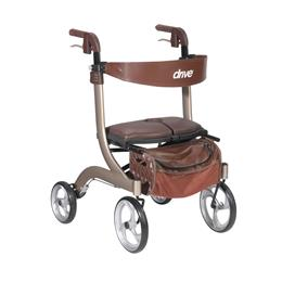 Drive Medical :: Nitro DLX Euro Style Walker Rollator