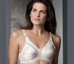 Emma - 105 - Flexible underwire, wide band and side stays Two-way stretch pow