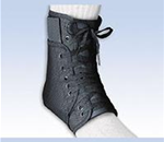 FLA Inner Lok 8™ Ankle Brace - Dual-support features internal figure-8 straps that wrap the foo