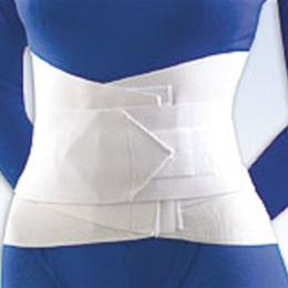 FLA Orthopedics Inc. :: LUMBAR SACRAL SUPPORT WITH OVERLAPPING ABDOMINAL BELT 10""