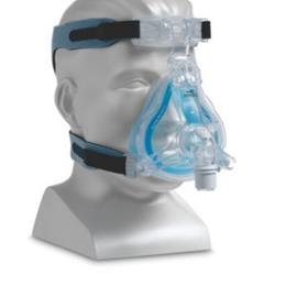 Image of ComfortGel Blue Full Face Mask with Headgear Large 2