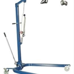 Graham Field :: Lumex Patient Hydraulic Lift, Blue