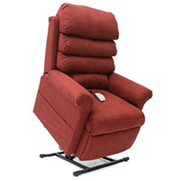 Pride Mobility Products :: Elegance Collection, 3 Position, Full Recline, Chaise Lounger Lift Chair, LC-470LT