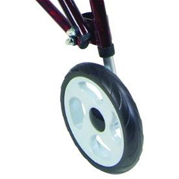 Image of Non-Swivel Front Wheels For Nimbo 3