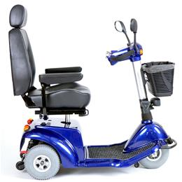 Image of Pilot 3-Wheel Power Scooter 4