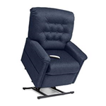 Image of Heritage Collection, 3-Position Full Recline, Chaise Lounger Lift Chair, LC 358PW