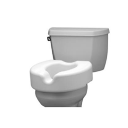 Nova Medical Products :: Raised Toilet Seat - Molded