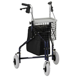 Active/Rehab :: Nova Medical Products :: Traveler 3 Wheel Walker