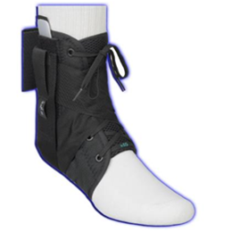 Image of ASO - Ankle Stabilizing Orthosis with Stays 3