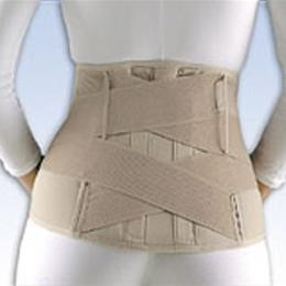 "FLA Orthopedics Inc. :: Soft Form® Lumbar Sacral Support 11"" with Contoured Stays Series 31-560XXX"