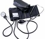 ANEROID BP UNIT STETH CUFF W/D-RING - Medline'S Home Blood Pressure Kits Feature D-Ring Cuffs To Simpl