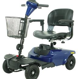 Image of Bobcat 4 Wheel Compact Scooter 243