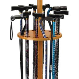 Drive Medical :: Cane Rack  Wood