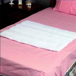 Sheep Skin Synthetic Polyester Fabric Pads