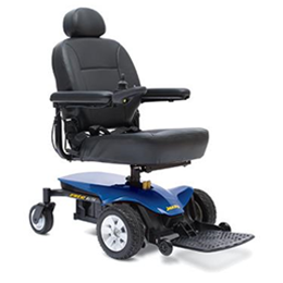 Pride Mobility Products :: Jazzy Elite ES