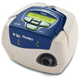 ResMed :: CPAP S8 AutoSet™ II with Easy-Breathe