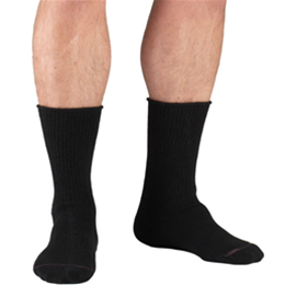 Airway Surgical :: 1914 TRUFORM Diabetic Crew Length Socks